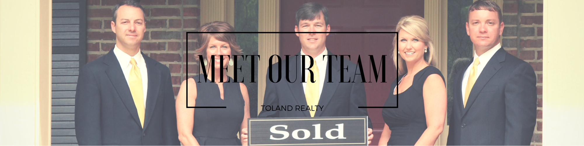 Toland Realty - Agent Page Banner 2