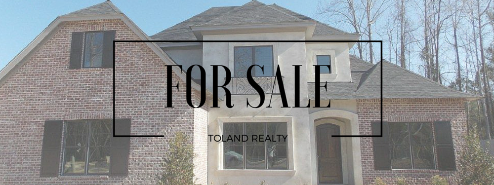 Toland Realty - For Sale Page Banner